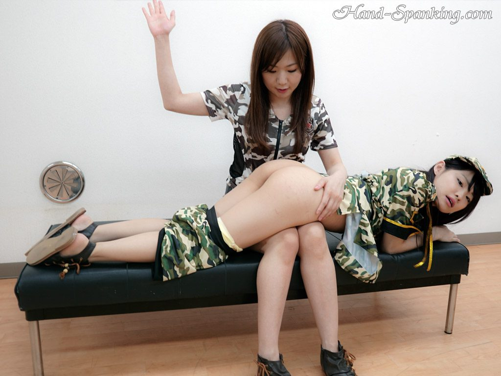 hand spanking, girl-on-girl spanking, roleplay, spanking fetish, punishment, mother, daughter, teacher, student, teens, bare ass, discipline, control, BDSM, Japanese, girl-girl, all girl, movie, photos, スパンキング, お尻, お仕置き, お尻叩き, アダルト動画, 調教