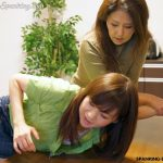 Ayako Breaks the Rules and Gets a Spanking For It