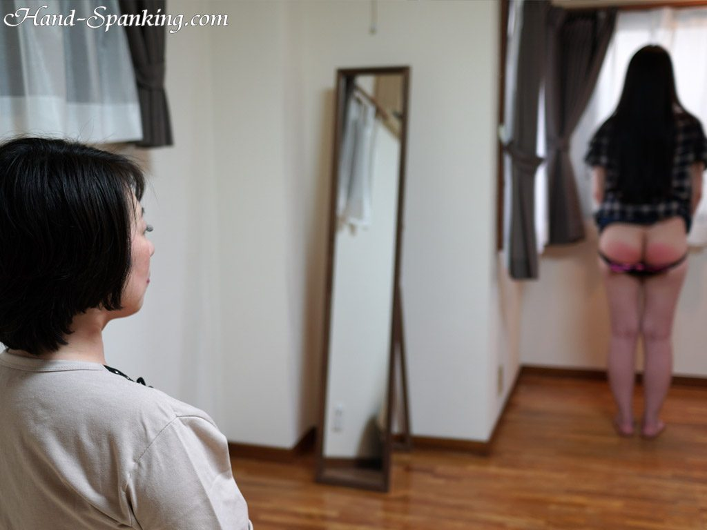 Maiko, Arare, OTK, hand spanking, girl-on-girl spanking, roleplay, spanking fetish, punishment, mother, daughter, teacher, student, teens, bare ass, discipline, control, BDSM, Japanese, girl-girl, all girl, movie, photos, スパンキング, お尻, お仕置き, お尻叩き, アダルト動画, 調教